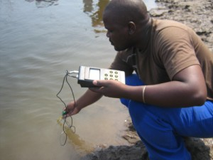 Monitoring surface water