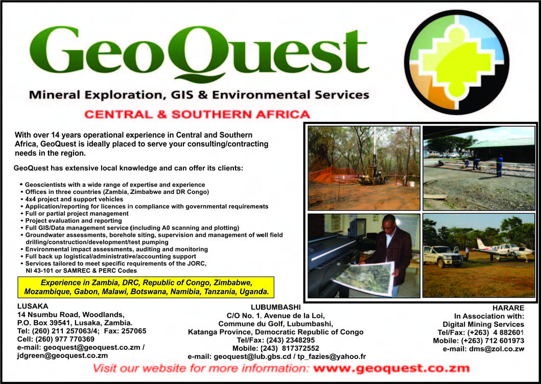 GeoQuest Flyer