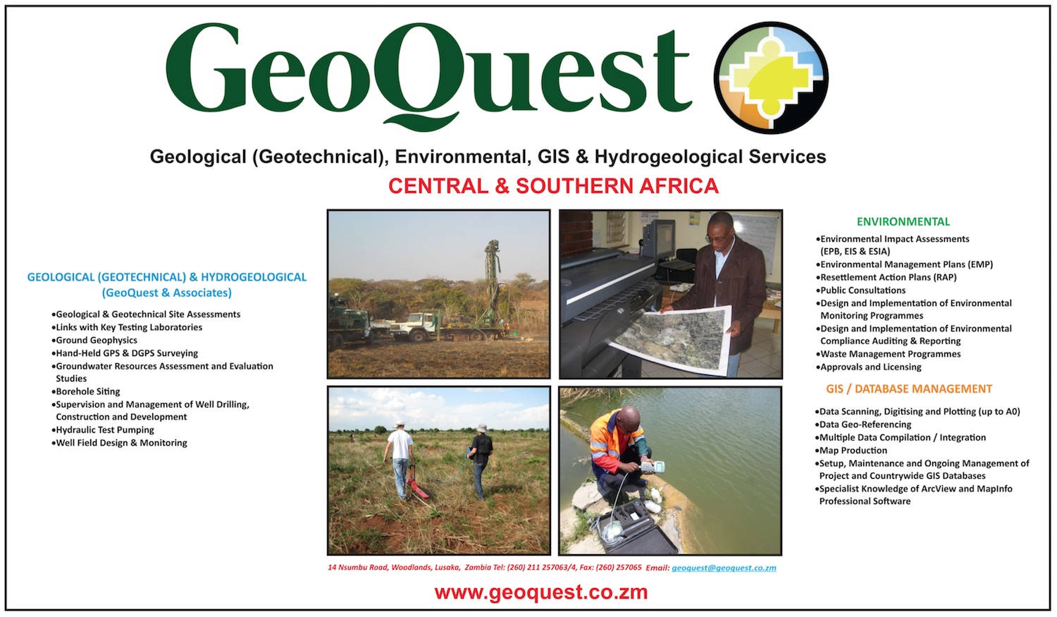 GeoQuest at a Glance